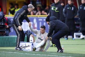 Esp : Cristiano Ronaldo est à terre, le Real Madrid jubile