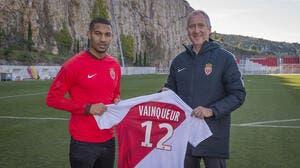 Officiel : William Vainqueur signe à l'AS Monaco !
