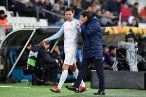 OM : Un clash entre Florian Thauvin et Rudi Garcia après OM-Lille !