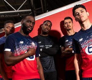 LOSC : Les nouveaux maillots font couler beaucoup d'encre