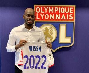 Officiel : Le jeune Eli Wissa signe 3 ans à Lyon