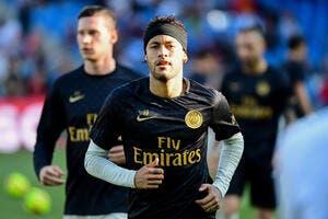 PSG: Paris a déjà craqué, Neymar est heureux