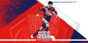 Officiel : Benjamin André quitte Rennes et signe à Lille !