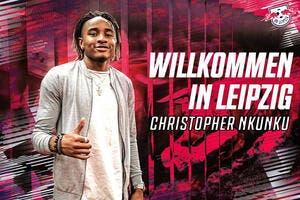 Officiel : Nkunku quitte le PSG et signe à Leipzig jusqu'en 2024