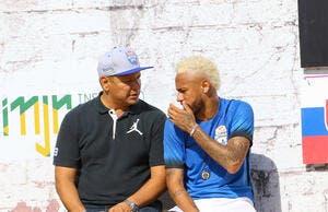 PSG : Neymar Sr est en panique, il craque en plein mercato