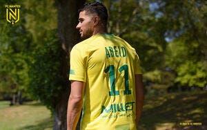 Officiel : Mehdi Abeid signe au FC Nantes jusqu'en 2022