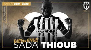 Officiel : Encore un départ à Nîmes, Thioub signe à Angers