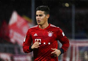 All : Le Bayern Munich renvoie James Rodriguez au Real Madrid