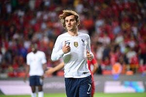 PSG : Paris ou Barcelone, Griezmann a fait son choix