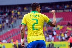 PSG : Thiago Silva a trouvé un club s'il quitte Paris !