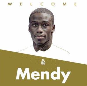 Officiel : Ferland Mendy signe au Real Madrid jusqu'en 2025 !