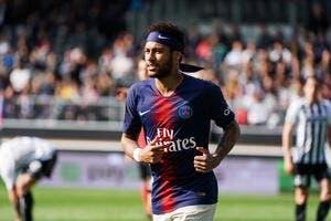 PSG : Al-Khelaifi met une fessé à Neymar, ce n'est pas du viol