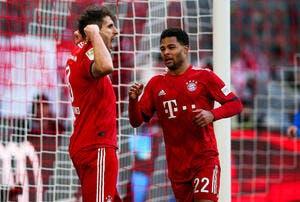 Bundesliga : Le Bayern revient sur Dortmund !