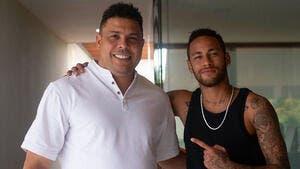 PSG : Ronaldo, arme secrète du Real Madrid pour s'offrir Neymar ?