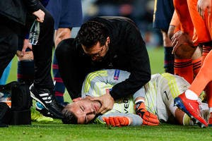 OL: Lyon donne des nouvelles d'Anthony Lopes