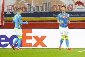 EL: Naples-Arsenal en choc des quarts de finale