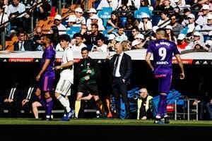 Esp : Retour gagnant pour Zidane au Real Madrid