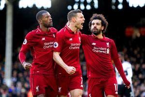 PL : Liverpool prend provisoirement la tête du championnat