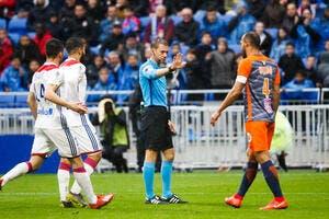 OL : Lyon a interpellé le lanceur de pétards