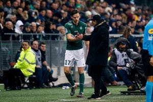 ASSE : Selnaes balance sa version du clash avec Saint-Etienne