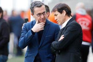 OM : Rudi Garcia en danger à Marseille ? Eyraud fixe les règles du jeu
