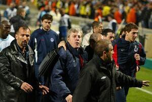 PSG-OM : Luis Fernandez calme la ministre des Sports