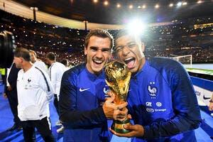PSG: Griezmann-Mbappé, les Bleus font rêver Paris au mercato