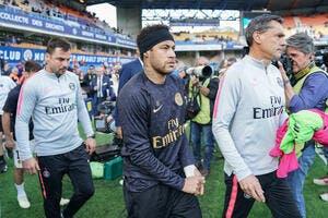 PSG: Révolution confirmée à Paris, Neymar prend le pouvoir