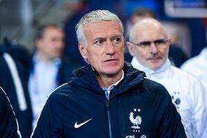EdF : La Juventus Turin rêve de Didier Deschamps !