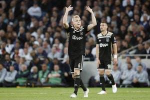 PSG: Van de Beek adore le Paris SG, ça ne va pas plaire à l'Ajax
