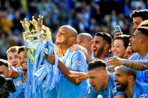 Ang : Manchester City officialise le départ de Kompany