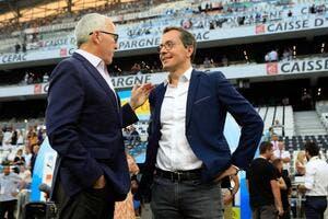 OM : Un mercato effrayant pour Marseille, Eyraud n'a pas le choix !