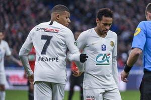 PSG : Neymar boss du Paris SG, Mbappé un peu jaloux ?