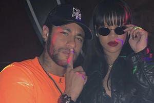 PSG : Neymar préfère Rihanna aux Trophées UNFP