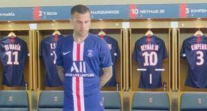 PSG: Le nouveau maillot domicile a fuité, mais il n'est pas en vente