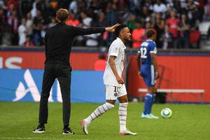 PSG : Le méchant Tuchel s'en prend à Neymar, il n'y croit pas une seconde