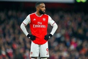 Ang : Lacazette prêt à fuir Arsenal et Emery au mercato ?