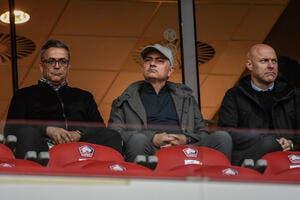 OL : Bye-bye Sylvinho, Riolo vote Mourinho à Lyon