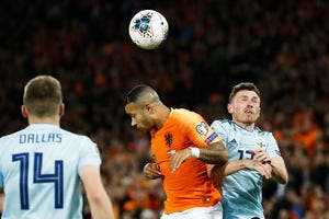 Euro 2020 : Memphis Depay sauve les Pays-Bas !