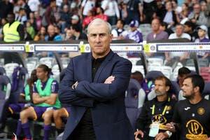 Officiel: C'est terminé entre Toulouse et Alain Casanova