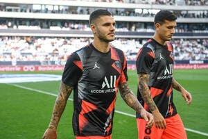 PSG: Icardi ne rêve que d'un retour aux sources assure Paredes
