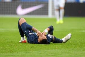 PSG : Mauvaise nouvelle ! Neymar blessé et absent 4 semaines