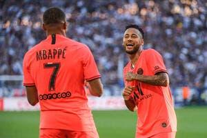 PSG : Neymar, Mbappé, Paris a un effectif hors-normes