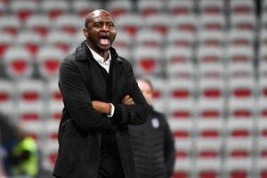 Nice: Cette stratégie à la mode face au PSG, Vieira n'en peut plus