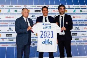 OL : Garcia à Lyon, ça fait au moins un heureux