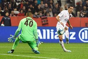 L1 : Di Maria, Mbappé et Icardi régalent, le PSG en profite à Nice