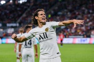 PSG : Cavani à Manchester United au mercato, Leonardo pourrait dire oui