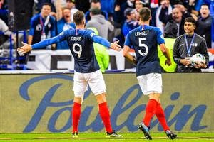 Mercato: Le triplé pour Giroud?