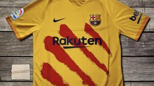 Liga : Un maillot spécial à Madrid, le Barça veut mettre le feu