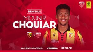 Officiel : Chouiar quitte Lens et signe à Dijon